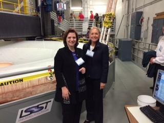 LSST Event with Judith Pierpont