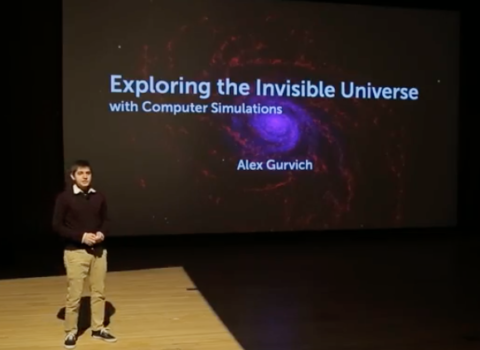 Exploring the Invisible Universe with Computer Simulations