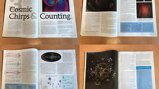 Sky Telescope Magazines