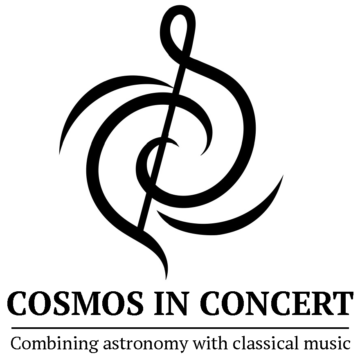 Cosmos in Concert Logo