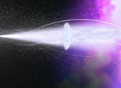 Radio Rebound Powered by Jets from Gamma-Ray Burst