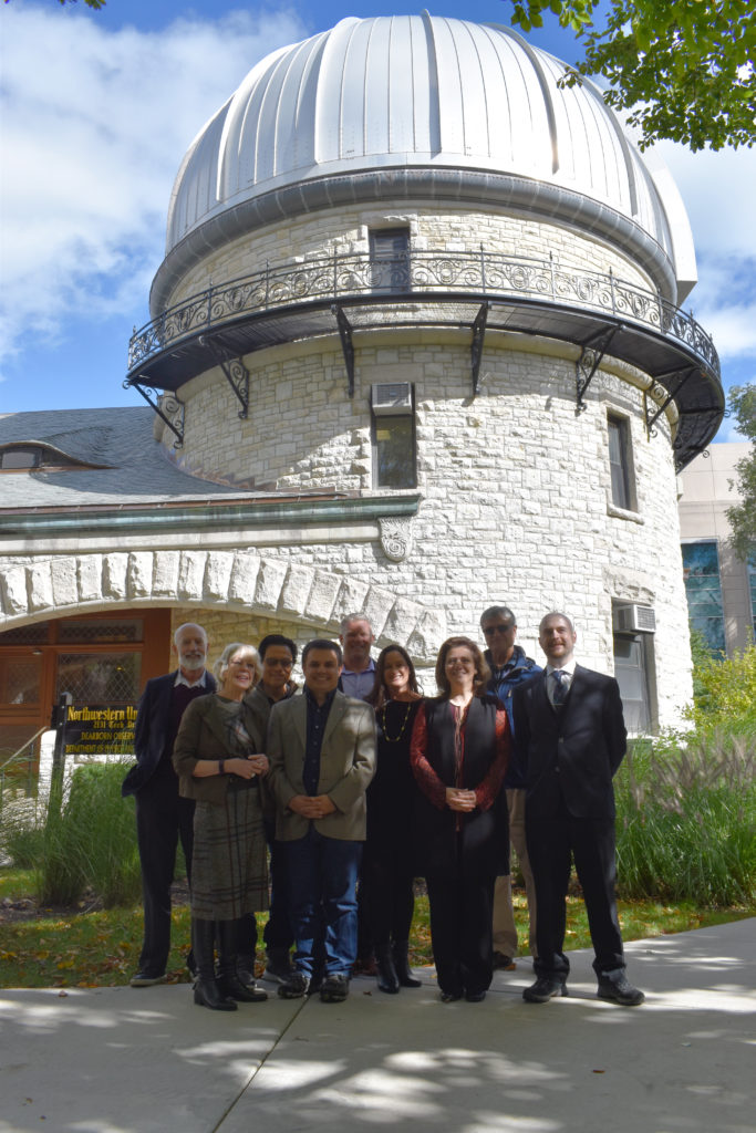 Visiting Dearborn Observatory