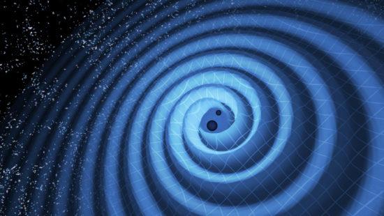 Gravitational Wave Ripples