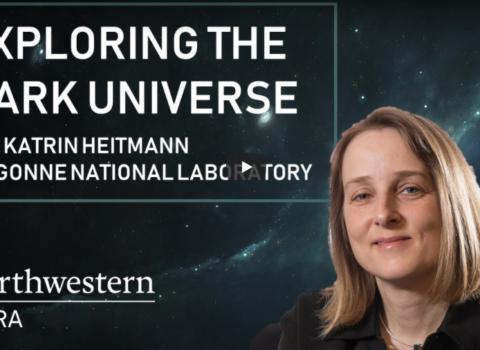 Katrin Heitmann; Interdisciplinary Colloquium Recording