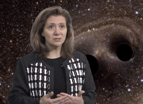 Vicky Kalogera: Encouraging Young Astronomers