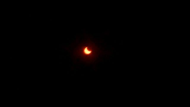 Partial Solar Eclipse, 2014