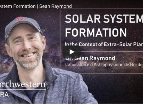 Sean Raymond; Interdisciplinary Colloquium Recording