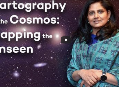 """CIERA's 11th Annual Public Lecture, """"Cartography of the Cosmos: Mapping the Unseen"""""""