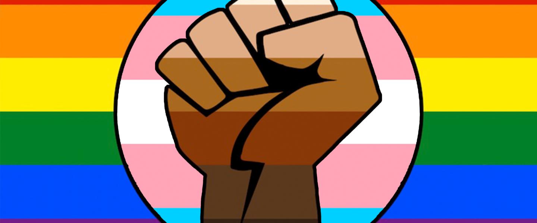 LGBTQ+ flag image